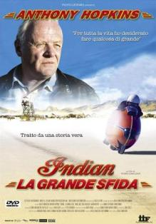 Film moto, biker movie , road movie, film sulle moto,Indian La grande sfida, indian scaut 1920, burt munro