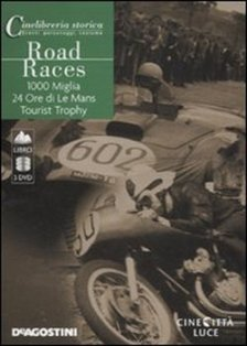 Road race, libri corse , documentari moto, documentari corse