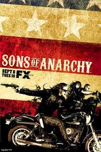 Telefilm moto , serie tv moto, moto e televisione, Sons Of Anarchy,