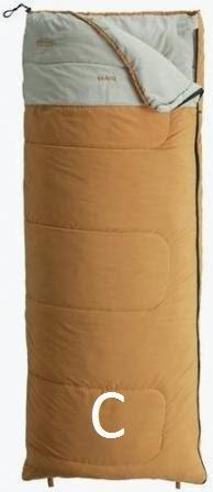 Come Scegliere il Sacco a Pelo? ,forma a coperta o square