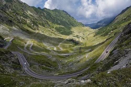 Le strade più belle del mondo moto,Strade pericolose moto,strade mitiche moto,strade mitiche,Le strade più belle del mondo,Strade pericolose, strade spettacolari, strade belle,Transfagarasan, DN7C