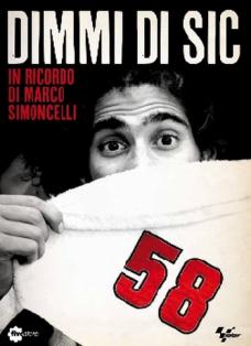 libri moto, libri moto gp, libri simoncelli, Dimmi di Sic, Marco Simoncelli,