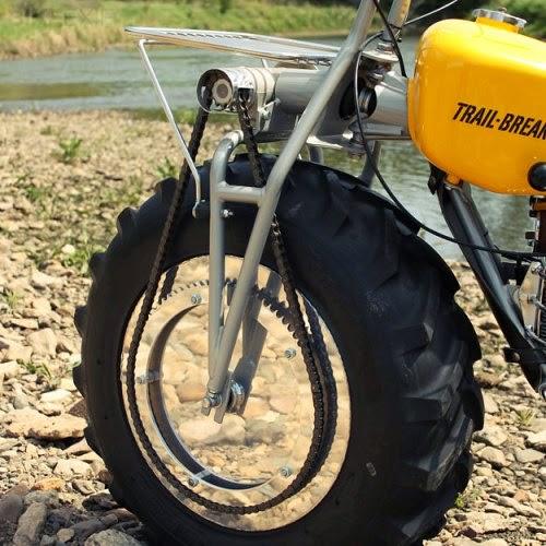 Moto particolari, Rokon Trail-Breaker