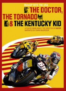 Documentari sulle moto, documentari moto, documentari moto gp, valentino rossi , Ewan McGregor, Mark Neale,