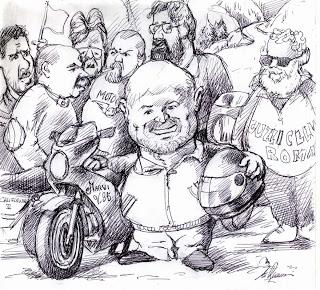Vignette Guzzistiche by Antonello Riommi