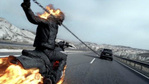 Film moto, biker movie , road movie, film sulle moto,Ghost Rider,Spirito di vendetta,