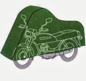 Coprire la moto, Rimessaggio invernale moto
