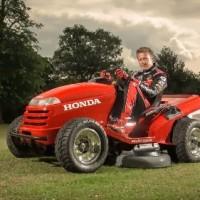 Il tagliaerba da 210 km/h, Honda Mean Mower