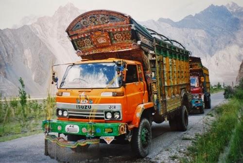 Strade Mitiche, Karakoram Highway