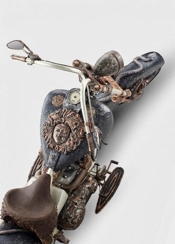 Curiosità sulle Moto,Medusa by Tarhan Telli