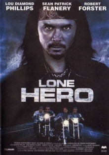 Film moto, biker movie , road movie, film sulle moto, Lone hero, cover Lone hero