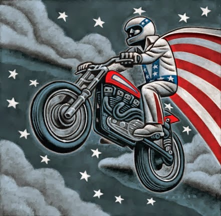 Disegni moto,arte moto, Douglas Fraser.