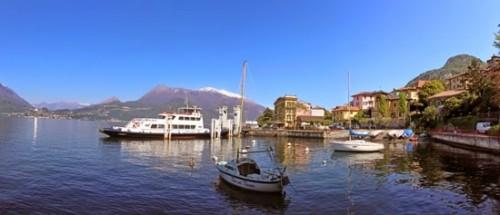 Varenna, lago di como, itinerari moto