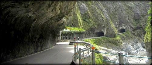 Strade mitiche,Strade pericolose,Taroko Gorge Road
