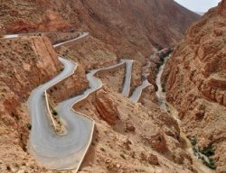 Dades Gorge Road #2