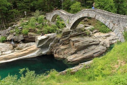 Ponte dei Salti,Moto giro, giro in moto, lago maggiore in moto, moto lago maggiore, itinerari moto, itinerari lago maggiore,