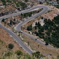 Strade mitiche - Llogara Pass (Albania)