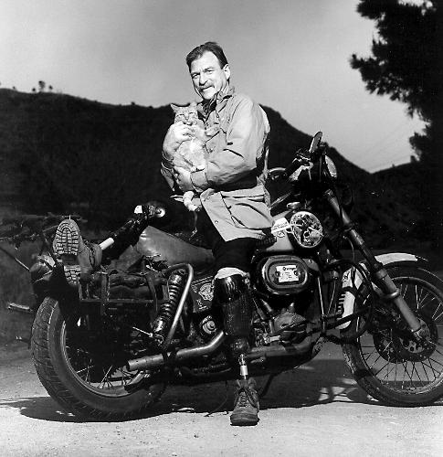 Dave barr, viaggi in moto, disabili giro del mondo, giro del mondo in moto , disabili in moto,
