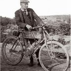 George A. Wyman  - Il primo viaggio in moto