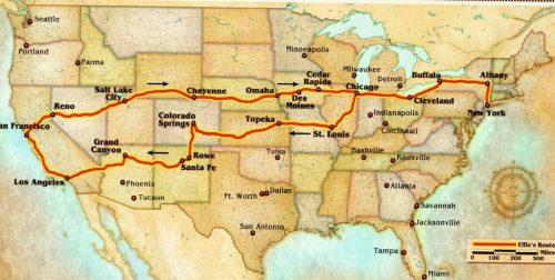 Effie Hotchkiss, travel, women travel, donne viaggiatrici, viaggi in moto, storia viaggi in moto, viaggiatori storici,Harley-Davidson