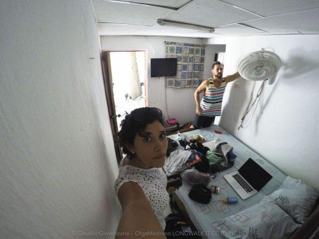 Olga Medrano, claudio giovenza, longwalk, viaggiatori, nomadi digitali,