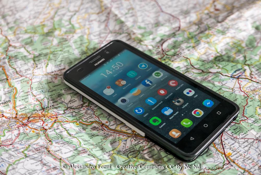 Applicazione viaggiare, app per viaggiare