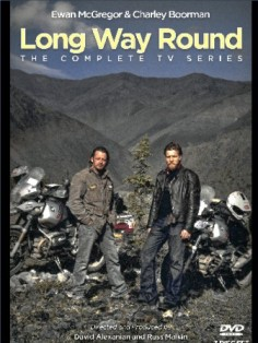 Documentari sulle moto, documentari moto, Documentari viaggi in moto,Long Way Round , Charly Boorman, Ewan McGregor, viaggi moto, giro del mondo