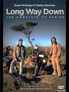 Documentari sulle moto, documentari moto, Documentari viaggi in moto, Long Way Down, Charly Boorman, Ewan McGregor, viaggi moto.