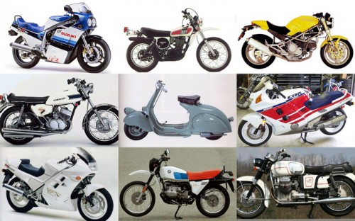 Documentari sulle moto, documentari moto, modelli storici