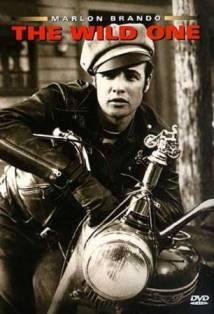 Film moto, biker movie , road movie, film sulle moto, The wild One, il selvaggio,Marlon Brando,Hollister