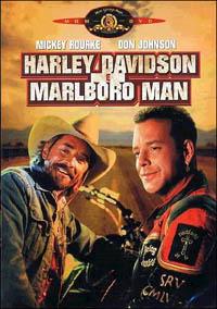 Film moto, biker movie , road movie, film sulle moto,Harley Davidson & Malboro Man