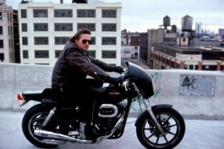 Film moto, biker movie , road movie, film sulle moto,Black Rain, Pioggia Sporca