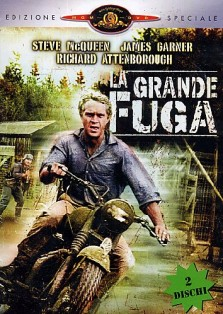 Film moto, biker movie , road movie, film sulle moto,La Grande Fuga