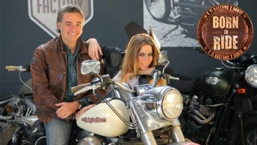 Programma tv moto,elenco puntate Born to ride, televisione moto, programmi moto, moto in tv, a proposito di moto,