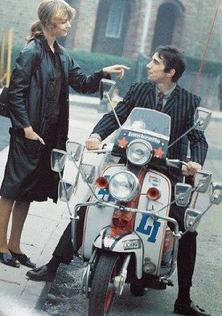 Film moto, biker movie , road movie, film sulle moto,Quadrophenia