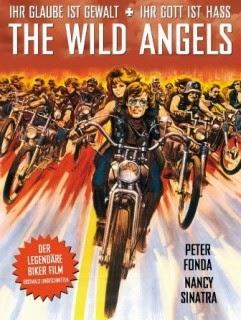 Film moto, biker movie , road movie, film sulle moto, The wild angel, i selvaggi,