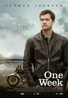 Film moto, biker movie , road movie, film sulle moto,one week, una settimana