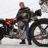 Come sarebbe ripescare la propria moto dopo 56 anni?