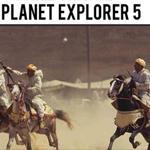 planet explorer , luca bracali,
