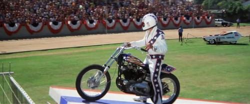 FIlm Evel Knievel, film moto,Viva Knievel, Le strabilianti avventure di Superasso, biker movie,