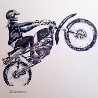 Cabanaem; Arte e Moto
