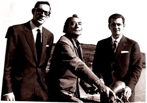 Santiago Guillen, Antonio Veciana, viaggio vespa, giro del mondo,